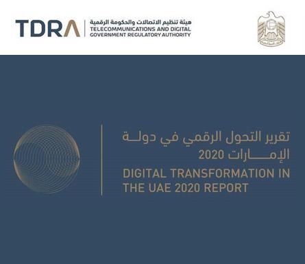 تقرير التحول الرقمي في دولة