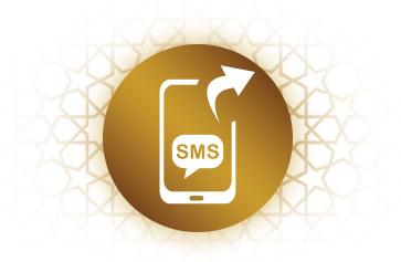 Donation via SMS