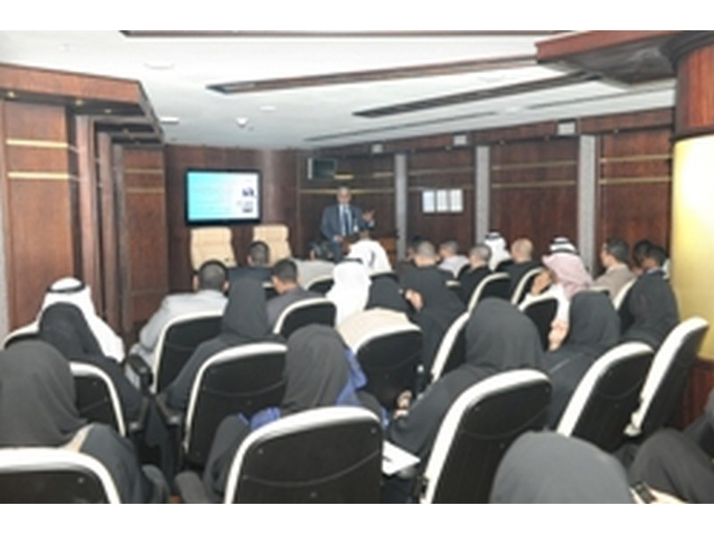 Awqaf hosts lecture on positive attitude at work